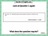 Edexcel 9-1 GCSE English Exam - Paper 1 and Paper 2 Teaching Resources (slide 12/449)