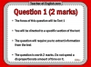 Edexcel 9-1 GCSE English Exam - Paper 1 and Paper 2 Teaching Resources (slide 267/449)