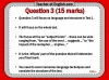 Edexcel 9-1 GCSE English Exam - Paper 1 and Paper 2 Teaching Resources (slide 282/449)