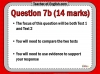 Edexcel 9-1 GCSE English Exam - Paper 1 and Paper 2 Teaching Resources (slide 326/449)