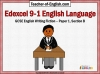 Edexcel 9-1 GCSE English Exam - Paper 1 and Paper 2 Teaching Resources (slide 50/449)