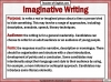 Edexcel 9-1 GCSE English Paper 1 Section B Writing Fiction (slide 10/202)