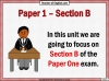 Edexcel 9-1 GCSE English Paper 1 Section B Writing Fiction (slide 2/202)