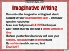 Edexcel 9-1 GCSE English Paper 1 Section B Writing Fiction (slide 202/202)