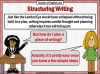 Edexcel 9-1 GCSE English Paper 1 Section B Writing Fiction (slide 31/202)
