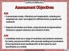 Edexcel 9-1 GCSE English Paper 1 Section B Writing Fiction (slide 6/202)
