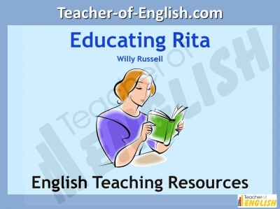 Educating Rita by Willy Russell KS3