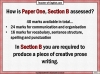 Eduqas 9-1 GCSE English Paper 1 Section B (slide 5/196)
