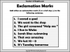 Exclamation Marks Teaching Resources (slide 6/10)