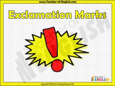 Exclamation Marks