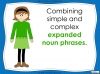 Expanded Noun Phrases - KS3 Teaching Resources (slide 10/48)