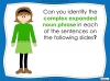 Expanded Noun Phrases - KS3 Teaching Resources (slide 13/48)