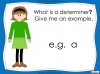 Expanded Noun Phrases - KS3 Teaching Resources (slide 29/48)