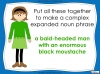 Expanded Noun Phrases - KS3 Teaching Resources (slide 31/48)