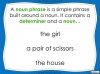 Expanded Noun Phrases - KS3 Teaching Resources (slide 4/48)
