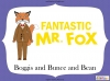 Fantastic Mr Fox by Roald Dahl (slide 16/85)