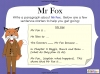 Fantastic Mr Fox by Roald Dahl (slide 29/85)