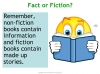 Fiction and Non-fiction (slide 11/12)