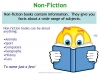 Fiction and Non-fiction (slide 3/12)
