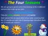 Four Seasons and Five Senses Teaching Resources (slide 2/18)