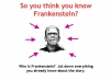 Frankenstein Teaching Resources (slide 16/38)