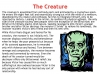 Frankenstein Teaching Resources (slide 30/38)