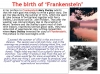 Frankenstein Teaching Resources (slide 5/38)