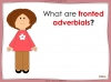 Fronted Adverbials - Year 3 and 4 Teaching Resources (slide 3/23)