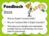 Functional Skills English - EL1 Teaching Resources (slide 13/159)