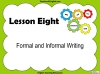 Functional Skills English - EL1 Teaching Resources (slide 139/159)