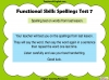 Functional Skills English - EL1 Teaching Resources (slide 140/159)