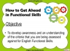 Functional Skills English - EL1 Teaching Resources (slide 142/159)