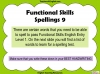 Functional Skills English - EL1 Teaching Resources (slide 152/159)