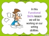 Functional Skills English - EL1 Teaching Resources (slide 83/159)