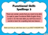 Functional Skills English - Entry Level 3 Teaching Resources (slide 123/150)