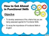 Functional Skills English - Entry Level 3 Teaching Resources (slide 143/150)