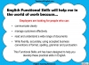 Functional Skills English - Entry Level 3 Teaching Resources (slide 149/150)
