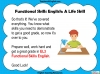 Functional Skills English - Entry Level 3 Teaching Resources (slide 150/150)