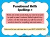 Functional Skills English - Entry Level 3 Teaching Resources (slide 18/150)