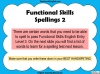 Functional Skills English - Entry Level 3 Teaching Resources (slide 38/150)