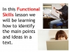 Functional Skills English Package Teaching Resources (slide 132/281)