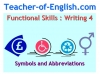 Functional Skills English Package Teaching Resources (slide 218/281)