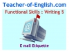Functional Skills English Package Teaching Resources (slide 240/281)