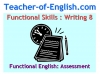 Functional Skills English Package Teaching Resources (slide 274/281)