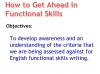 Functional Skills English Package Teaching Resources (slide 275/281)
