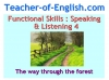 Functional Skills English Package Teaching Resources (slide 36/281)