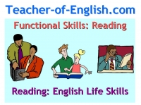 Functional Skills English Reading Presentation