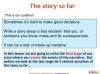 GCSE English (9-1) Narrative Writing (slide 120/149)