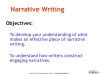 GCSE English (9-1) Narrative Writing (slide 2/149)