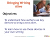 GCSE English (9-1) Writing Fiction - Descriptive Writing (slide 15/91)
